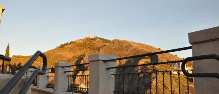 Rehabilitación de El jardín de los poetas Cuenca