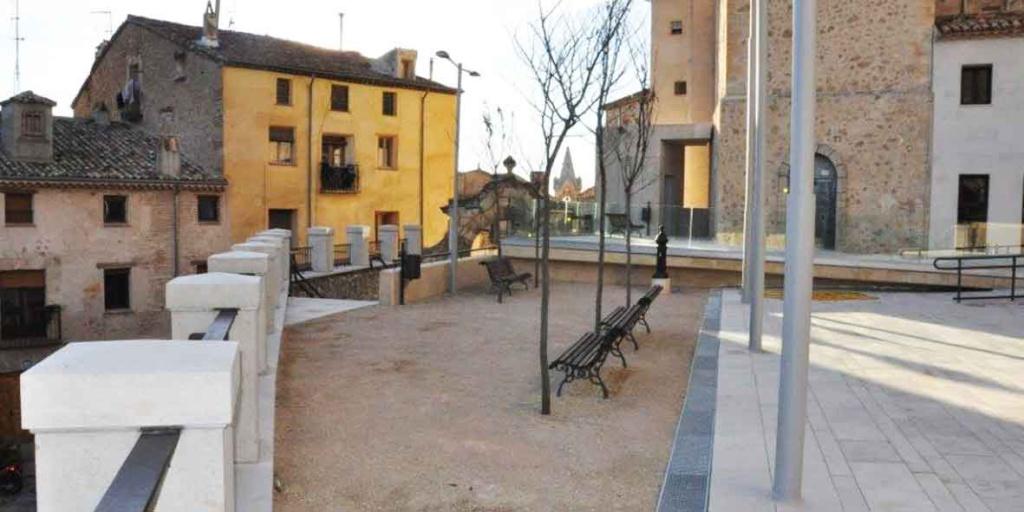 El jardín de los poetas. Cuenca
